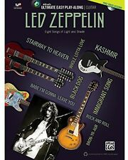 Alfred's Ultimate Easy Play-Along Guitar: Led Zeppelin [2 D (DVD Used Very Good)
