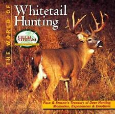 The World of Whitetail Hunting-ExLibrary