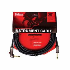 Planet Waves PW-AGLRA-20' R/A Circuit Breaker Guitar Cable -Lifetime Guarantee
