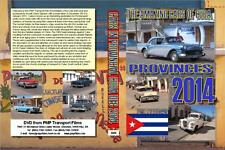 3008. Cuba. Provinces. Cars. Dec 2014- Jan 2015. Filmed on Boxing Day to New Yea