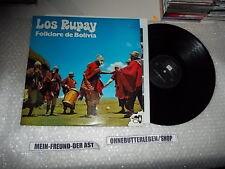 LP Ethno Los Rupay - Folklore de Bolivia (12 Song) ARC MUSIC