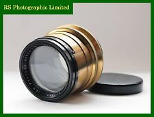 Ross Xpres 16 Inch F8 Brass Lens with Cap. Stock No U7430