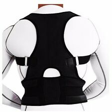 Neoprene Magnetic Posture Bad Bad Corrector Lumbar Shoulder Support Belt Brace