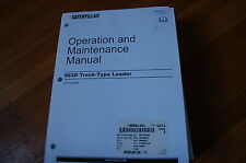 CAT Caterpillar 963D Track Loader Operation Maintenace Manual operator crawler
