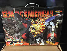 GENESIC GAOGAIGAR MAX KOTOBUKUYA FIRST EDITION PERFECT!!!!!