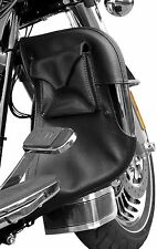 Kuryakyn - 1800 - Engine Guard Chaps, With Drink Holder and Pockets