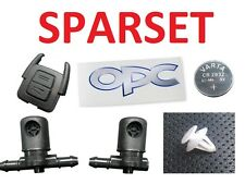 Opel Saver-set Remote control Battery Sticker Astra G H J Corsa C D GTC OPC 20%