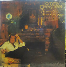 Tommy Overstreet - Woman Your Name Is My Song  (Dot 26021) ('74) (sealed)