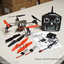 WLToys V959 2.4G Quadcopter UFO WL Toys RTF with Camera (2 Batteries) -USA