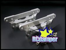ALUMINUM SIDE SHOCK DAMPER MOUNT STAY FOR TAMIYA TXT-1 TXT1