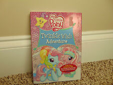 Twinkle Wish Adventure MY LITTLE PONY MLP DVD Movie 81 Minutes NEW