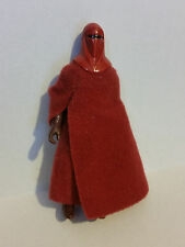 "Vintage 1983 Star Wars Emperor's Royal Guard Red Figure 3.75""  Taiwan"