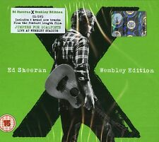 Ed Sheeran - X Wembley Edition CD/DVD (new album/sealed)