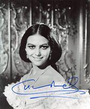 AUTOGRAPHE SUR PHOTO 20 x 25 de Claudia CARDINALE (signed in person)