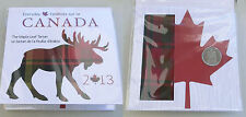 "Kanada / Canada 50 Cents 2013 ""Maple Leaf Tartan"" unz. im Blister"