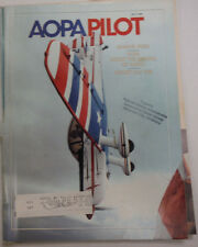 AOPA Pilot Magazine Engine Fires & NTSB Citadel Of Safety July 1983 052315R