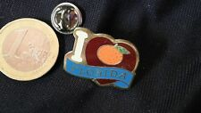 Stadt Land Ort Pin Badge USA Florida I Love Florida Herz Orange