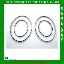 NEW Mercedes-BENZ CLK320 CLK430 fits 99-03 Headlight Trim Ring 4pc OE# CLK320
