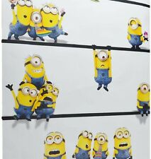 New - Minion Despicable Me Official Minions - Kids Room - Decoration - Wallpaper