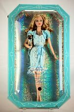 BARBIE MARCH MISS AQUAMARINE BIRTHSTONE BEAUTIES DOLL 2007 PINK LABEL *NEW*