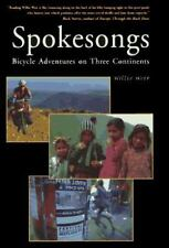 Spokesongs: Bicycle Adventures of Three Continents-ExLibrary