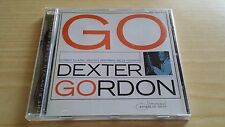 DEXTER GORDON - GO! - CD