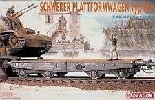 Dragon 1/35 #6069 German Schwerer Plattformwagen Typ SSy