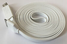 Heavy Duty strong charge Apple iphone 4 4S Ipod 4 Ipad 2 3 USB lead cable 3M whi