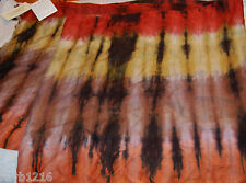 NWT GUESS Fall Colors Fringe Edge Scarf, Measures 32 Inches in Length