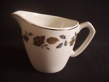MYOTT -IRONSTONE WARE -MILK/CREAM JUG -SPRINGWOOD -RETRO