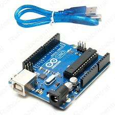 Arduino UNO R3 Compatible Board ATmega328P ATmega16U2 with USB cable