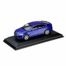 Ford Mondeo Model Car Metallic Blue 1:43 Scale F35020886