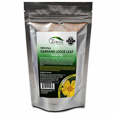 Damiana Leaf Tea Cut & Sifted 100% Pure Wild Crafted (TURNERA DIFFUSA) 2oz