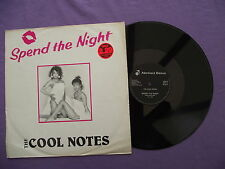 """The Cool Notes - Spend The Night. 12"""" Vinyl single (12s960)"""