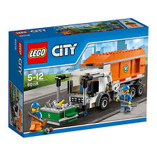60118 LEGO Garbage Truck City Great Vehicles Age 5-12 / 248 Pcs / NEW for 2016