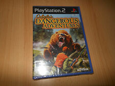 Cabela's Dangerous Hunts PS2 - Playstation 2 NEW SEALED