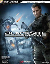 BlackSite: Area 51 Official Strategy Guide (Bradygames Strategy-ExLibrary