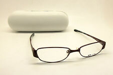 AUTHENTIC! Oakley Poetic 4.0 Women Eyeglasses Eyewear DEMO Lenses Red BE10/16