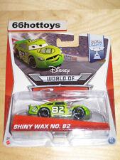 Disney World of Cars Shiny Wax No. 82 2014 New