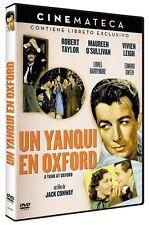 A YANK AT OXFORD (1938) **Dvd R2** Robert Taylor Maureen O'Sullivan