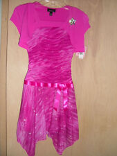 Amy's Closet, size 10 pink party dress, NWT