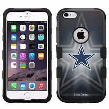"Dallas Cowboys Impact Hard+Rubber Hybrid Case for iPhone 6/6S Plus (5.5"")"