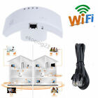 Wireless-N Wifi Repeater 300Mbps Extender Network Router Range Booster US Seller