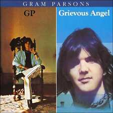 GRAM PARSONS : GRIEVOUS ANGEL (CD) sealed