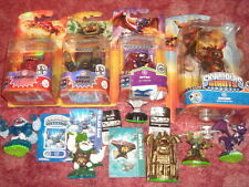 skylanders Lightcore Eruptor+Prism Break,spyro,dragons peak+Slam Bam 1 ,rrp £80+