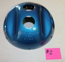 Suzuki GT250 NOS HEADLIGHT SHELL ~ Factory Candy Blue ~ GT185