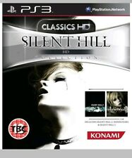 silent hill hd collection ps3 playstation 3 uk pal