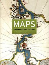 Maps  Finding Our Place in the World 2007 Hardcover Hard cover Sleeve