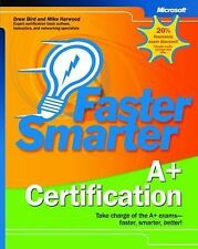 Faster Smarter A+ Certification (Pro-Certification)-ExLibrary