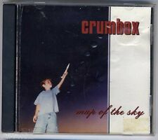 CRUMBOX - Map Of The Sky - CD - accettabile - acceptable
